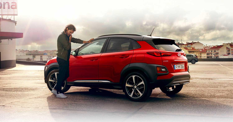 Hyundai kona guirado automobile for Garage mitsubishi paris