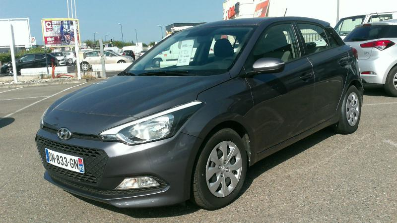 hyundai i20 1 1 crdi 75 intuitive guirado automobile. Black Bedroom Furniture Sets. Home Design Ideas