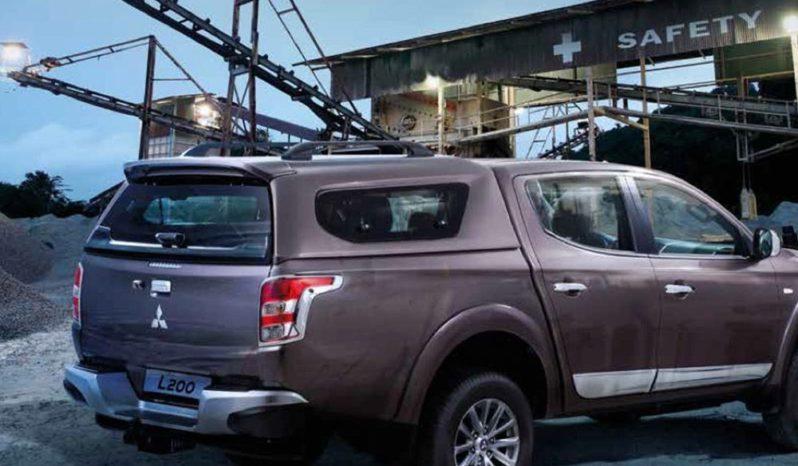 Mitsubishi L200 plein