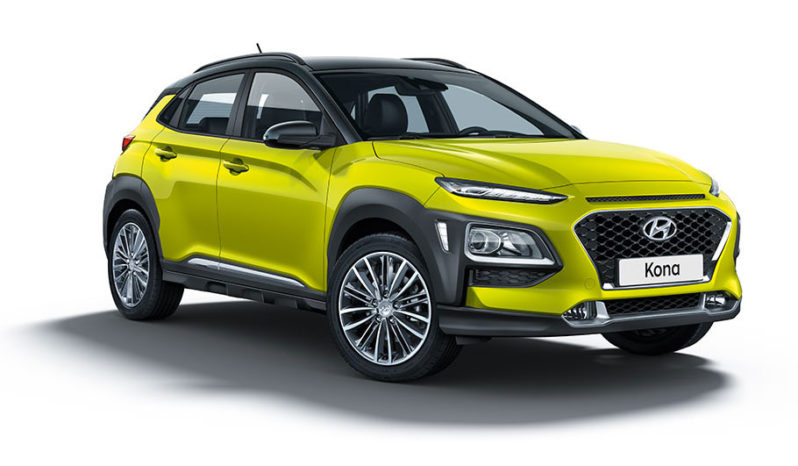 Hyundai KONA complet