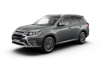 Mitsubishi Outlander Phev complet