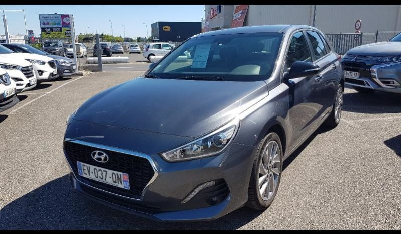 HYUNDAI i30 1.0 T-GDi 120ch Edition Mondial complet