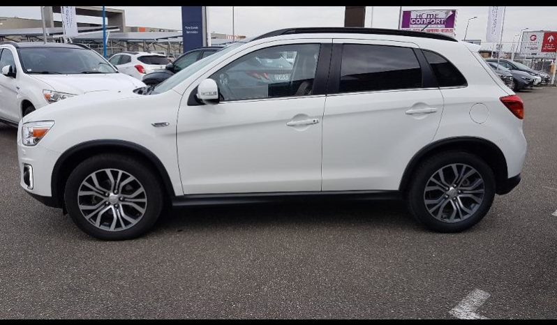 MITSUBISHI ASX 1.6 DI-D 115 ClearTec S-Edition Euro 6 2WD complet